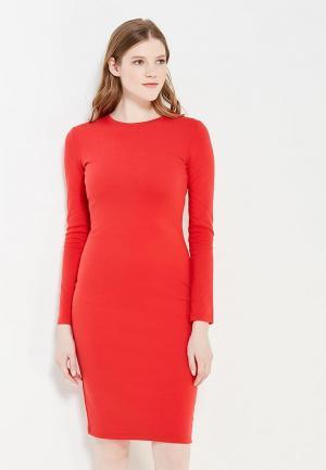 Платье Твое. Цвет: красный