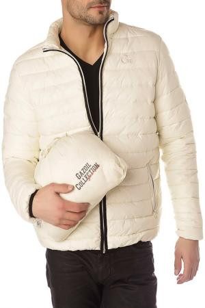 Jacket GAZOIL. Цвет: белый
