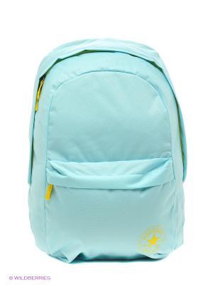 Рюкзак CTAS Backpack Converse. Цвет: бирюзовый
