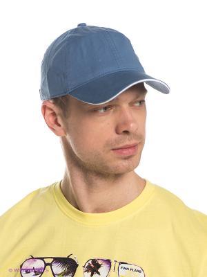 Бейсболка Maxval. Цвет: синий