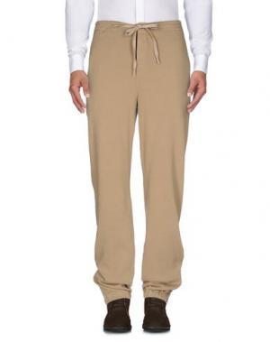 Повседневные брюки YMC YOU MUST CREATE. Цвет: верблюжий