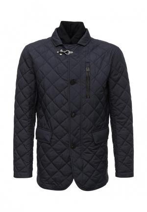Куртка утепленная Windsor. Цвет: синий