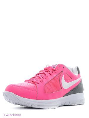 Кроссовки WMNS NIKE AIR VAPOR ACE. Цвет: розовый