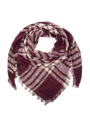 Платок Migura. Цвет: фиолетовый, зеленый, розовый