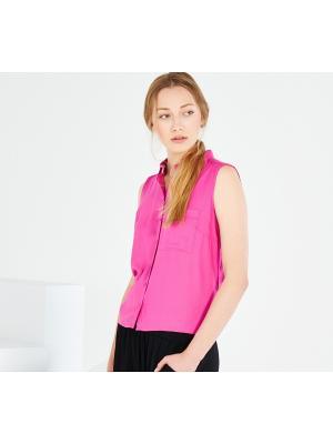 Блузка Reserved. Цвет: фуксия