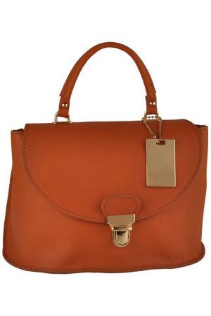 Сумка FLORENCE BAGS. Цвет: leather