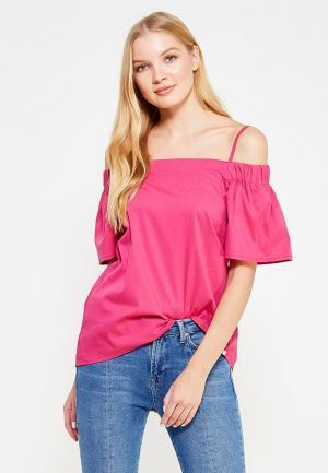 Блуза Rinascimento. Цвет: розовый