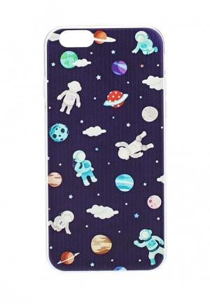 Чехол для iPhone Kawaii Factory. Цвет: фиолетовый