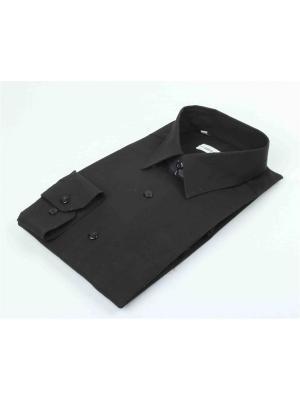 Рубашка Hans Grubber. Цвет: черный