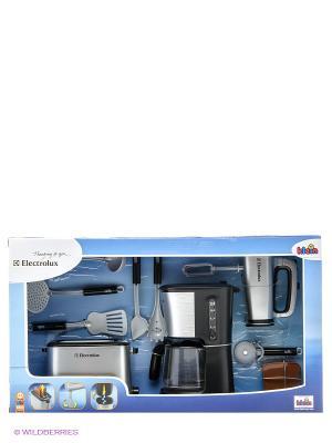 Кухонный набор ELECTROLUX KLEIN. Цвет: серебристый, черный