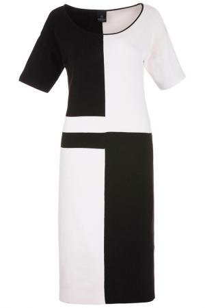 Платье Madeleine. Цвет: schwarz/weis
