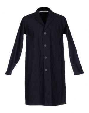 Легкое пальто WHITE MOUNTAINEERING. Цвет: темно-синий