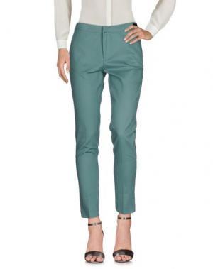 Повседневные брюки NICE THINGS by PALOMA S.. Цвет: зеленый