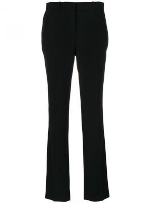 Расклешенные брюки кроя слим Givenchy. Цвет: чёрный