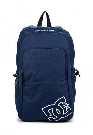 Рюкзак DC Shoes. Цвет: синий