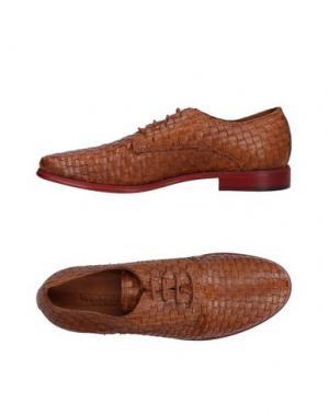 Обувь на шнурках WEXFORD. Цвет: коричневый