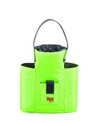 Сумка для велосипеда Donkey Lady. Цвет: зеленый, серый