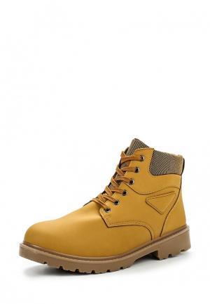 Ботинки Primavera. Цвет: коричневый