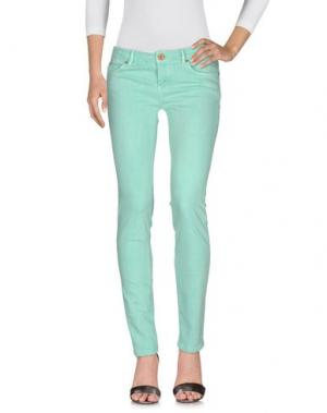 Джинсовые брюки MAISON SCOTCH. Цвет: зеленый