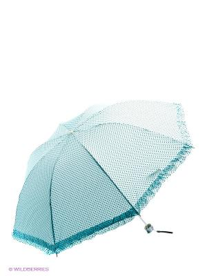 Зонт Vittorio Richi. Цвет: голубой