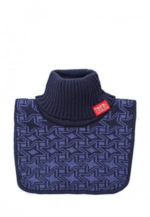 Воротник Tutu. Цвет: синий