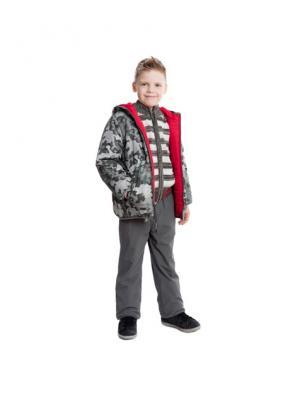 Куртка PlayToday. Цвет: красный