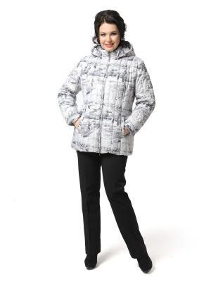 Куртка DizzyWay. Цвет: серый