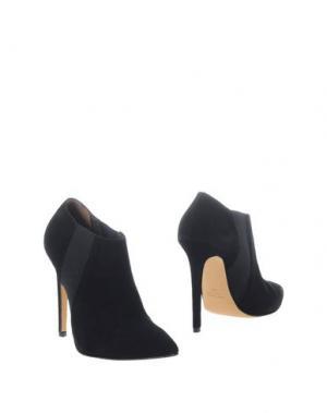 Ботинки STELE. Цвет: черный