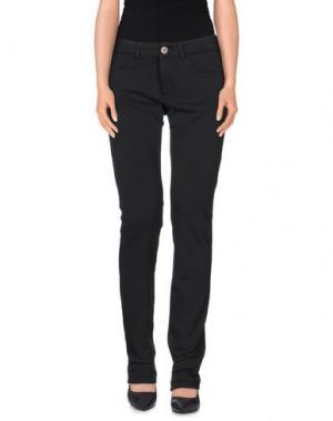 Повседневные брюки PRAIO. Цвет: свинцово-серый