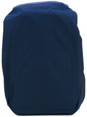 Рюкзак Nile из ткани MemoryTech Côte&Ciel. Цвет: синий
