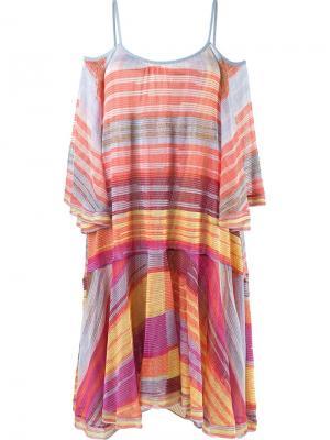 Knit dress Cecilia Prado. Цвет: многоцветный
