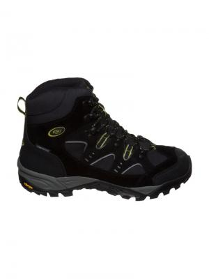 Ботинки Brutting. Цвет: черный, желтый, серый