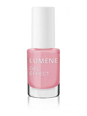 Лак для ногтей с гелевым эффектом № 29 Lumene. Цвет: розовый