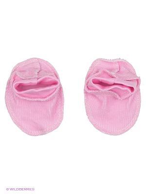 Пинетки Lucky Child. Цвет: розовый, фуксия