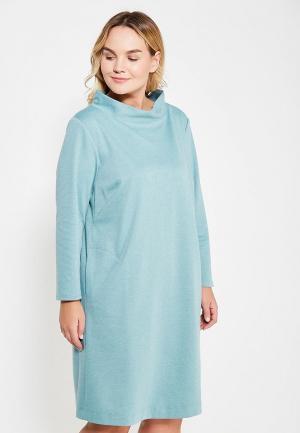 Платье Svesta. Цвет: голубой