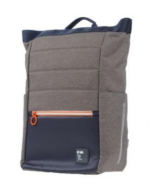 Рюкзаки и сумки на пояс NAVA. Цвет: серый