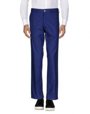 Повседневные брюки FILIPPA K. Цвет: темно-синий
