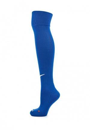 Гетры Nike. Цвет: синий