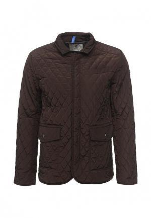 Куртка утепленная Cerruti 1881. Цвет: коричневый