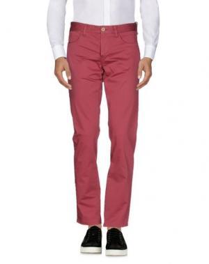 Повседневные брюки AT.P.CO. Цвет: кирпично-красный