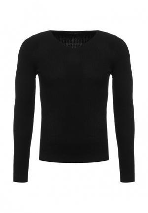 Пуловер Just Key. Цвет: черный