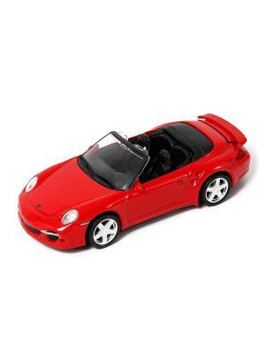 Машина металлическая HOFFMANN. Цвет: красный