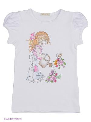Кофточка Linas Baby. Цвет: белый