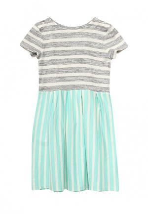 Платье Gap. Цвет: бирюзовый