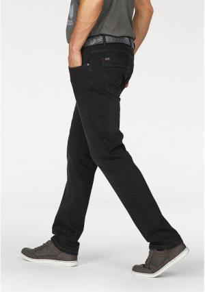Джинсы Scott Arizona. Цвет: черный потертый