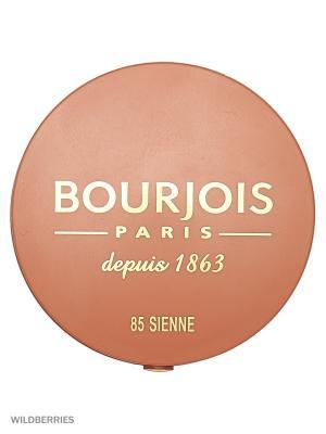 Румяна blush, 85 тон Bourjois. Цвет: персиковый