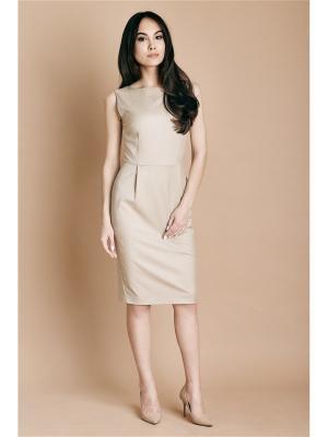 Платье-футляр безрукавое Welldress