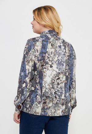 Блуза Ruxara. Цвет: серый