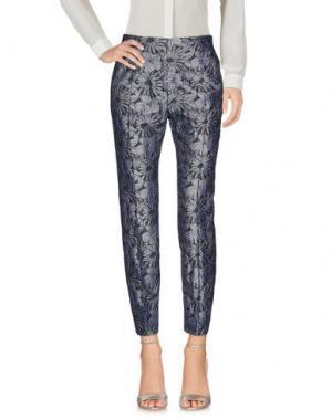 Повседневные брюки NEW YORK INDUSTRIE. Цвет: стальной серый