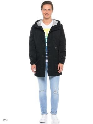 Куртка Calvin Klein. Цвет: черный